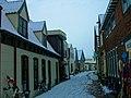 Texel - Den Burg - Binnenburg - View NE into Burgwal II.jpg