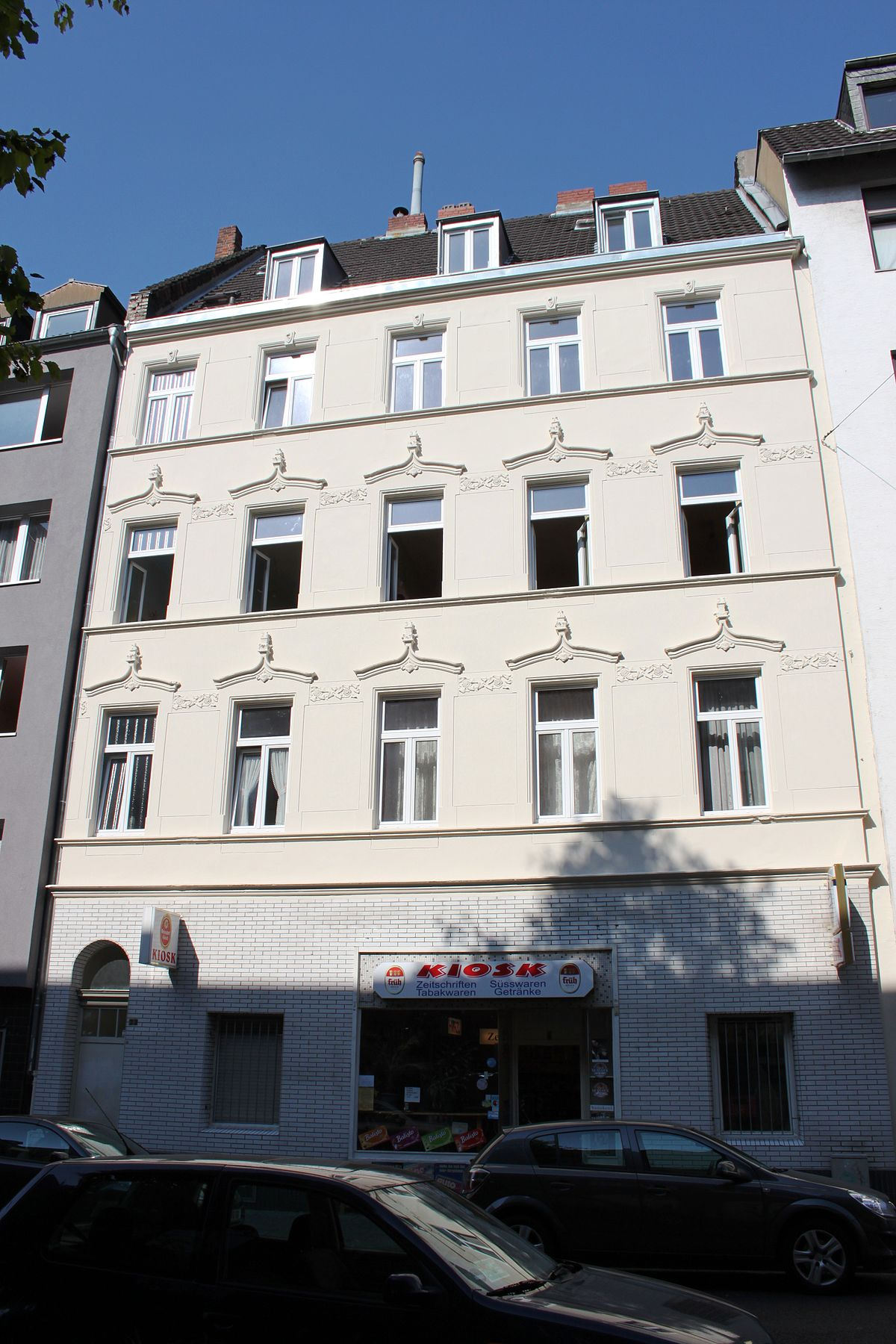 Thürmchenswall 25 Köln