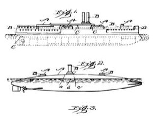 Countershading - Thayer's 1902 patent application. He failed to convince the US Navy.
