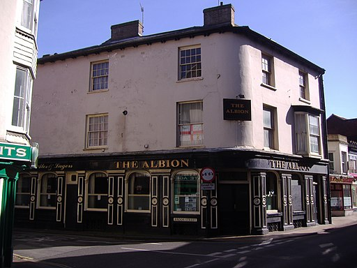 Creative Commons image of The Albion in Cromer