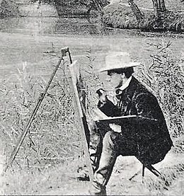 The Artist, 1903, Villeneuve l'Etang, detail.jpg