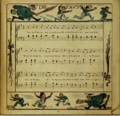 The Baby's Opera A book of old Rhymes and The Music by the Earliest Masters Book Cover 40.png