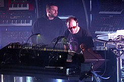 The Chemical Brothers performing in Barcelona, Spain (2007).jpg