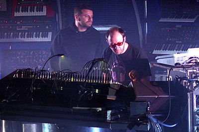 Picture of a band or musician: The Chemical Brothers