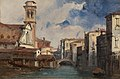 The Church of San Trovaso, Venice C-4140205.jpg