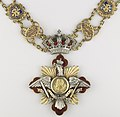 The Collar of the Order of Carol I (zoomed).jpg