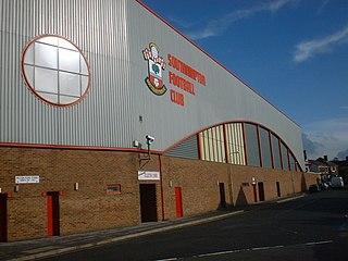 The Dell, Southampton Former English football stadium
