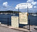 The Ferry to St Mawes (from Falmouth Harbour) - geograph.org.uk - 13707.jpg