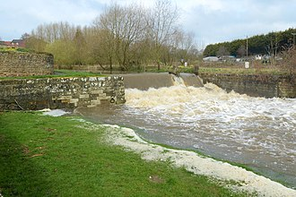 Bedale Beck - The Harbour at Bedale
