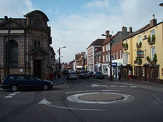 Newport Pagnell Human settlement in England