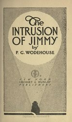 P. G. Wodehouse: The Intrusion of Jimmy