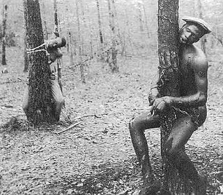 Lynching of Roosevelt Townes and Robert McDaniels