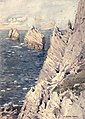 The Needles Isle of Wight A. Heaton Cooper.jpg