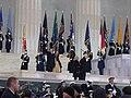 The Obamas & Bidens arrive (3233132840).jpg