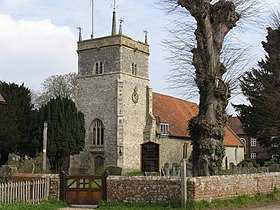 The Parish Church of St Mary The Virgin, Bucklebury - geograph.org.uk - 876.jpg