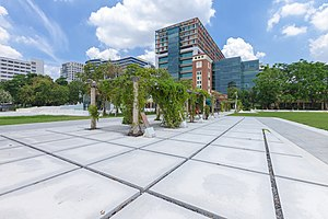 The Park in Siriraj Bimuksthan Museum.jpg