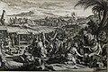 The Phillip Medhurst Picture Torah 471. Offerings to the sanctuary. Exodus cap 36 vv 21-29. Mortier.jpg