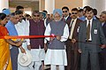 The Prime Minister, Dr. Manmohan Singh inaugurating the Infosys Campus at Suttur in Mysore District, Karnataka on February 12, 2005.jpg