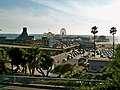 The Santa Monica Pier from Palisades Park - panoramio.jpg