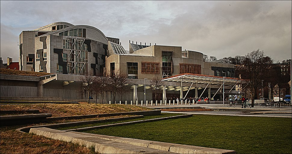 The Scottish Parliament (20930969514)