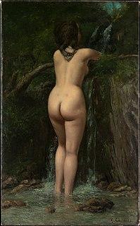 <i>The Source</i> (Courbet)