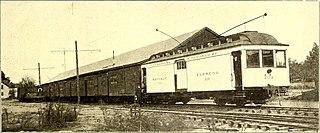 F (Los Angeles Railway) Los Angeles Railway line