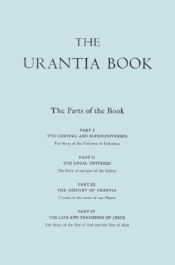 The Urantia Book (1955)
