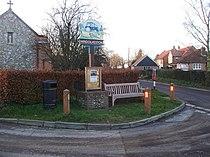The Village Sign, Hindolveston, Norfolk.jpg