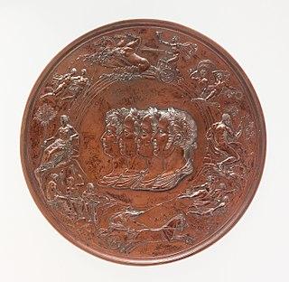 Waterloo Medal (Pistrucci)