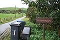 The lane to Greenhaugh Farm. - geograph.org.uk - 266866.jpg