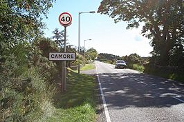 The outskirts of Camore. - geograph.org.uk - 226444.jpg