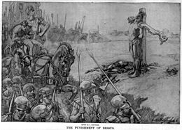 The punishment of Bessus by Andre Castaigne (1898-1899).jpg