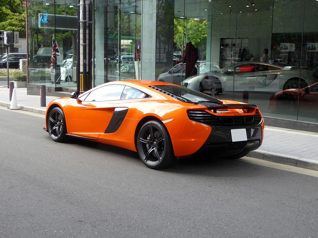 file:the rearview of mclaren 650s coupé - wikimedia commons