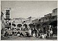 The slave market in Cairo. Wellcome V0050649.jpg