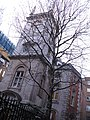 The tower of St. Olave's House, Ironmonger Lane, EC2 - geograph.org.uk - 1217319.jpg