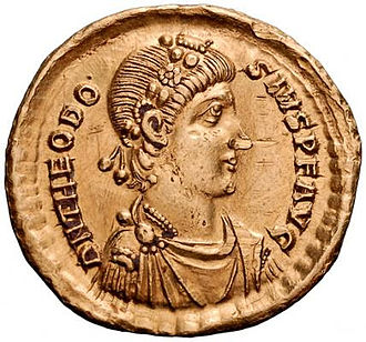 Gothic War (376–382) - The new Emperor of the Eastern Roman Empire, Theodosius I.