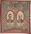 "Theodore Roosevelt-Fairbanks ""Protection to American Industries"" Portrait Handkerchief (4360160032).jpg"