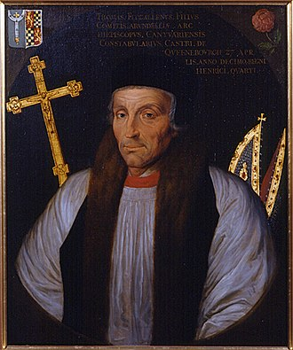 Archbishop of York - Image: Thomas Arundel