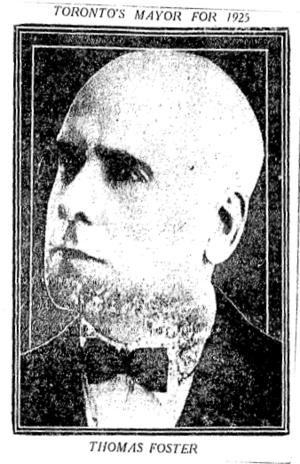 Thomas Foster (Canadian politician) - Image: Thomas Foster