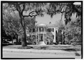 Thomas Fuller House, 1211 Bay Street, Beaufort, Beaufort County, SC HABS SC,7-BEAUF,2-35.tif