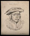 Thomas Howard. Drawing, c. 1794, after H. Holbein. Wellcome V0009241EL.jpg