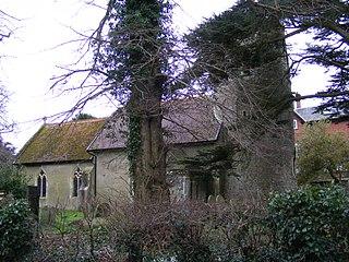 Thorington village in the United Kingdom