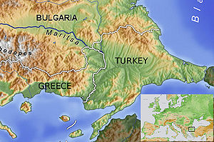 Turks of Western Thrace - The region of Thrace.