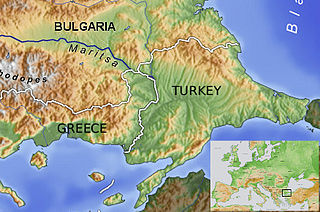Turks of Western Thrace Turkish ethnic minority living in Western Thrace region of Greece