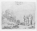 Three Peasants and a Woman MET MM86051.jpg