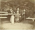 Three men in a cave, Lysekil, Sweden (3362995126) (2).jpg