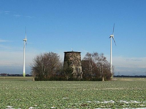 Thurland Windmühle