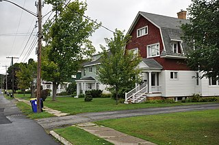 Amherst Avenue Historic District