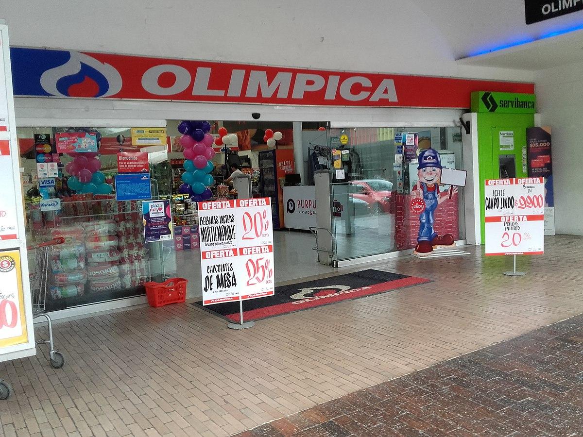Ol mpica supermercado wikipedia la enciclopedia libre - Almacen exito barranquilla ...