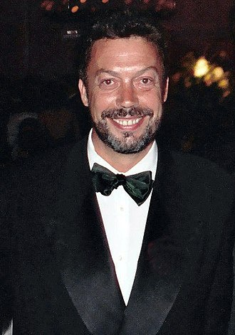 Tim Curry - Curry at the 47th Primetime Emmy Awards in 1995
